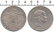 Изображение Монеты Германия Пруссия 2 талера 1855 Серебро XF+