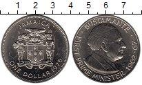 Изображение Монеты Ямайка 1 доллар 1975 Медно-никель UNC-