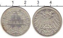 Изображение Монеты Германия 1 марка 1893 Серебро XF-