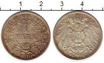Изображение Монеты Германия 1 марка 1910 Серебро UNC-