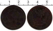 Изображение Монеты Австрия 4 крейцера 1860 Медь VF