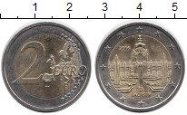 Изображение Монеты Германия 2 евро 2016 Биметалл XF