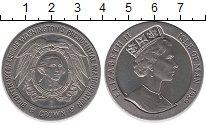 Изображение Монеты Великобритания Остров Мэн 1 крона 1989 Медно-никель UNC-
