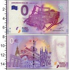 Изображение Банкноты Европа 0 евро 2016  UNC