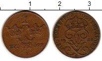 Изображение Монеты Швеция 1 эре 1934 Бронза XF
