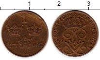 Изображение Монеты Швеция 1 эре 1936 Бронза XF