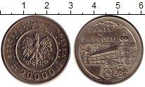 Изображение Монеты Польша 20000 злотых 1993 Медно-никель UNC-