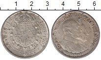Изображение Монеты Швеция 2 кроны 1907 Серебро UNC-