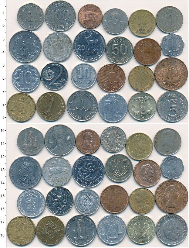 что монеты всех стран мира фото и название имеют округленный панцирь