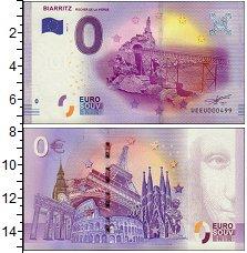 Изображение Банкноты Европа 0 евро 2017  UNC