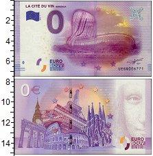 Банкнота Европа 0 евро 2016 UNC фото