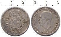Изображение Монеты Швеция 1 крона 1942 Серебро VF