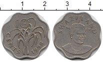 Изображение Монеты Свазиленд 10 центов 1998 Медно-никель XF