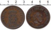 Изображение Монеты Португальская Индия 1/2 таньга 1903 Бронза XF