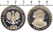 Изображение Монеты Польша 100 злотых 1975 Серебро Proof-
