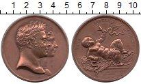 Изображение Монеты Франция Медаль 1820 Бронза XF