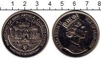 Изображение Монеты Великобритания Остров Мэн 1 крона 1996 Медно-никель UNC-