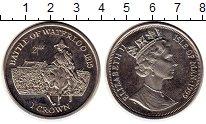 Изображение Монеты Великобритания Остров Мэн 1 крона 1999 Медно-никель UNC-