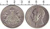 Изображение Монеты Германия Ганновер 1 талер 1863 Серебро VF+