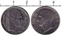 Изображение Монеты Италия 20 сентесим 1942 Медно-никель XF
