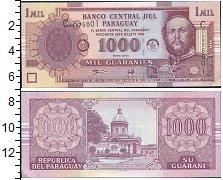 Изображение Банкноты Парагвай 1000 гуарани 2004  UNC
