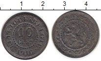 Изображение Монеты Бельгия 10 сантим 1916 Цинк UNC-