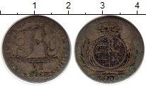 Изображение Монеты Германия Вюртемберг 6 крейцеров 1802 Серебро VF