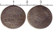 Изображение Монеты Германия Бранденбург-Ансбах 2 1/2 крейцера 1770 Серебро F