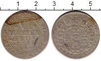 Изображение Монеты Германия Мюнстер 6 грошей 1718 Серебро VF