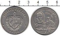 Изображение Монеты Куба 1 песо 1989 Медно-никель UNC-