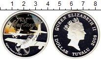 Изображение Монеты Тувалу 1 доллар 2008 Серебро Proof