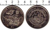 Изображение Монеты Либерия 1 доллар 1999 Медно-никель UNC-