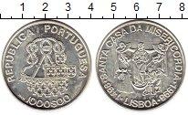 Изображение Монеты Португалия 1000 эскудо 1998 Серебро UNC-