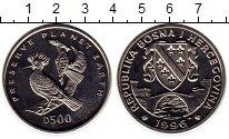 Изображение Монеты Босния и Герцеговина 500 динар 1996 Медно-никель UNC-