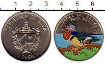 Изображение Монеты Куба 1 песо 1996 Медно-никель UNC-
