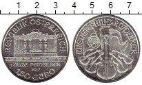 Изображение Монеты Австрия 1 1/2 евро 2017 Серебро UNC