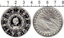 Монета Токелау 5 долларов Серебро 2012 Proof- фото
