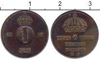 Изображение Монеты Швеция 1 эре 1965 Медь XF