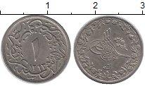 Изображение Монеты Египет 1/10 кирша 1898 Медно-никель XF