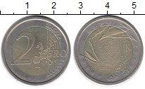 Изображение Монеты Италия 2 евро 2004 Биметалл UNC-