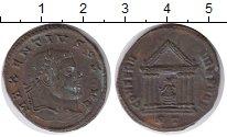 Изображение Монеты Антика Древний Рим 1 фоллис 0 Биллон XF