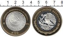 Изображение Монеты Мексика 100 песо 2012 Биметалл UNC