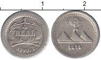 Изображение Монеты Гватемала 1/4 реала 1873 Серебро XF