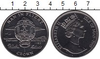 Монета Остров Мэн 1 крона Медно-никель 1995 UNC фото