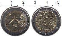 Изображение Монеты Бельгия 2 евро 2011 Биметалл UNC-