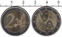 Изображение Монеты Финляндия 2 евро 2005 Биметалл UNC-