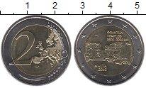 Изображение Монеты Мальта 2 евро 2016 Биметалл UNC-