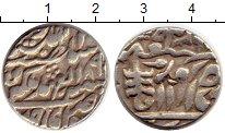 Изображение Монеты Индия Джайпур 1 рупия 0 Серебро XF