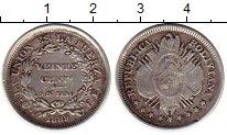Изображение Монеты Боливия 20 сентаво 1889 Серебро XF