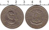 Изображение Монеты Филиппины 1 песо 1982 Медно-никель XF